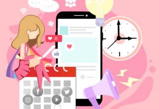 Planificá tu contenido en redes sociales